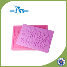 2016 hot sale silicone molds for plaster with CE certificate