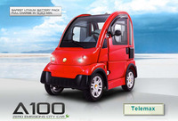 2 doors zero emission city smart electric cars