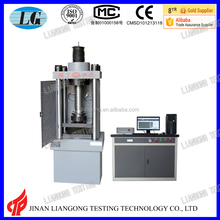 China factory used concrete compression testing machine usage concrete cube test machine price