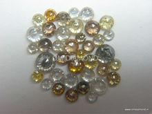 Gem Quality Mirror polish Rose Cut Diamond