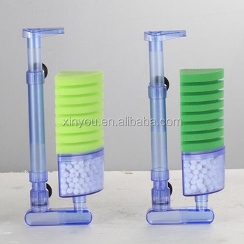 2018 new-style LVNENGJIA sponge filter without pump LN90