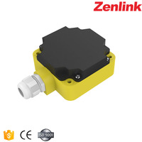 Zenlink 12mm Flush Type Analog Output M12 Connector Inductive proximity sensor output