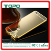 Electroplate Mirror mobile cell phone cover case for xiaomi 4 4i 4c 5 5s 5splus note for redmi 3 3pro note2 note3 note4 2s 3 3s