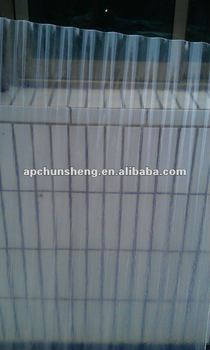 FRP corrugated panel / FRP translucent panel for greenhouse manufacturer