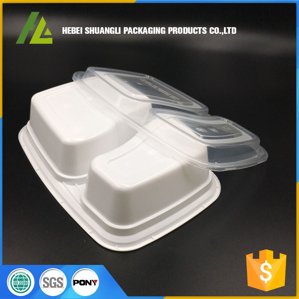 Sealing Injection Disposable Meal Prep Tray
