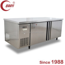 stainless steel refrigerated kitchen vegetable cooler