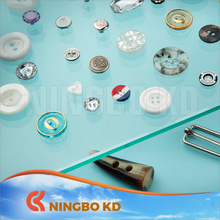 Fashion Wholesales Plastic Resin Shirt Button for Garment