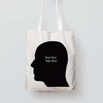 Promotional Eco Friendly Natural Handled Organic Cotton Bag