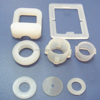 injection molding custom rubber part
