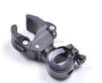 Bicycle headlights shelf The flashlight clip Universal lamp holder Mountain bike fixed lamp holder