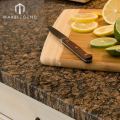 factory price natural decorative BALTIC BROWN granite kitchen countertop