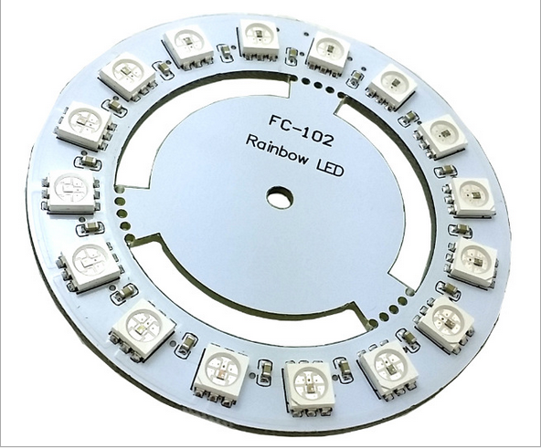 5050RGB LED module 5 (inches) LCD accessories components