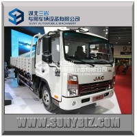 JAC 4X2 small lorry truck light duty cargo truck