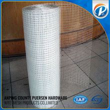 Wall Covering Green Glass Fiber Wire Mesh Window Screen
