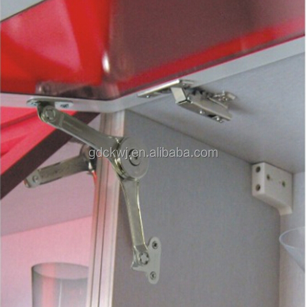 360 degree flap damper with brake kitchen lift
