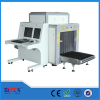 Manufacturer supply x-ray baggage scanner baggage inspection