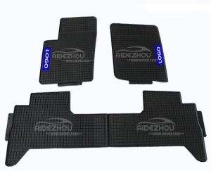 Wholesale new style positionl full set PVC/ latex car mats for Grand Vitara