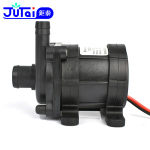 Low noise home appliance water circulation 30000 hours 18W 12 volt dc small electric centrifugal water pump