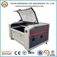 Top quality laser cutting machine for leather/ laser mat cutter machine