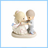 Lifelike Resin Bride Groom Souvenirs Lovers Ornaments Wedding Favors