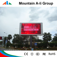 Advertising LED RGB Display Panel P10 Outdoor