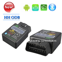 Advanced HH OBD ELM327 V1.5 vehicle scanner fault code check bluetooth automotive route analysis diagnostic tool for Android