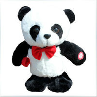 Electric Plush Music panda