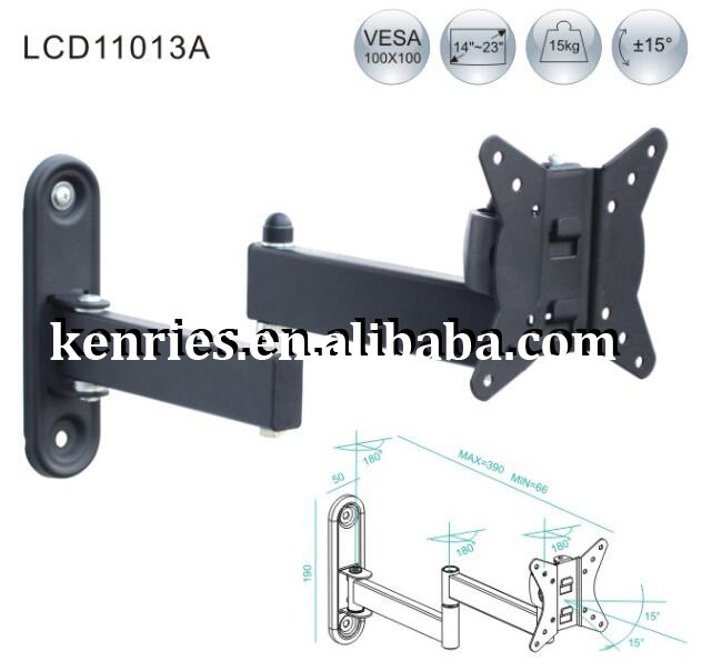 TV Stand Swivel Style for 14''-32'' LCD small screens (KRS-LCD11013A)