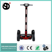A6 new style electric scooter with T bar with SAMSUNG battery