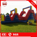15*3.5cm Manufacturer custom 100% quality outdoor Inflatable Bounce side