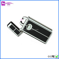 USB Rechargeable Windproof Arc Lighter Flameless
