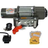 Malagambe ATV - QUAD WINCH MG-5000 + WIRELESS REMOTE