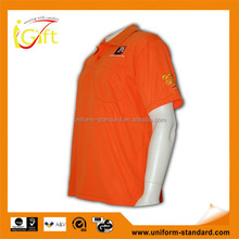 BSCI & ISO 9001 certified cotton polyester polo dry fit customized print polo club
