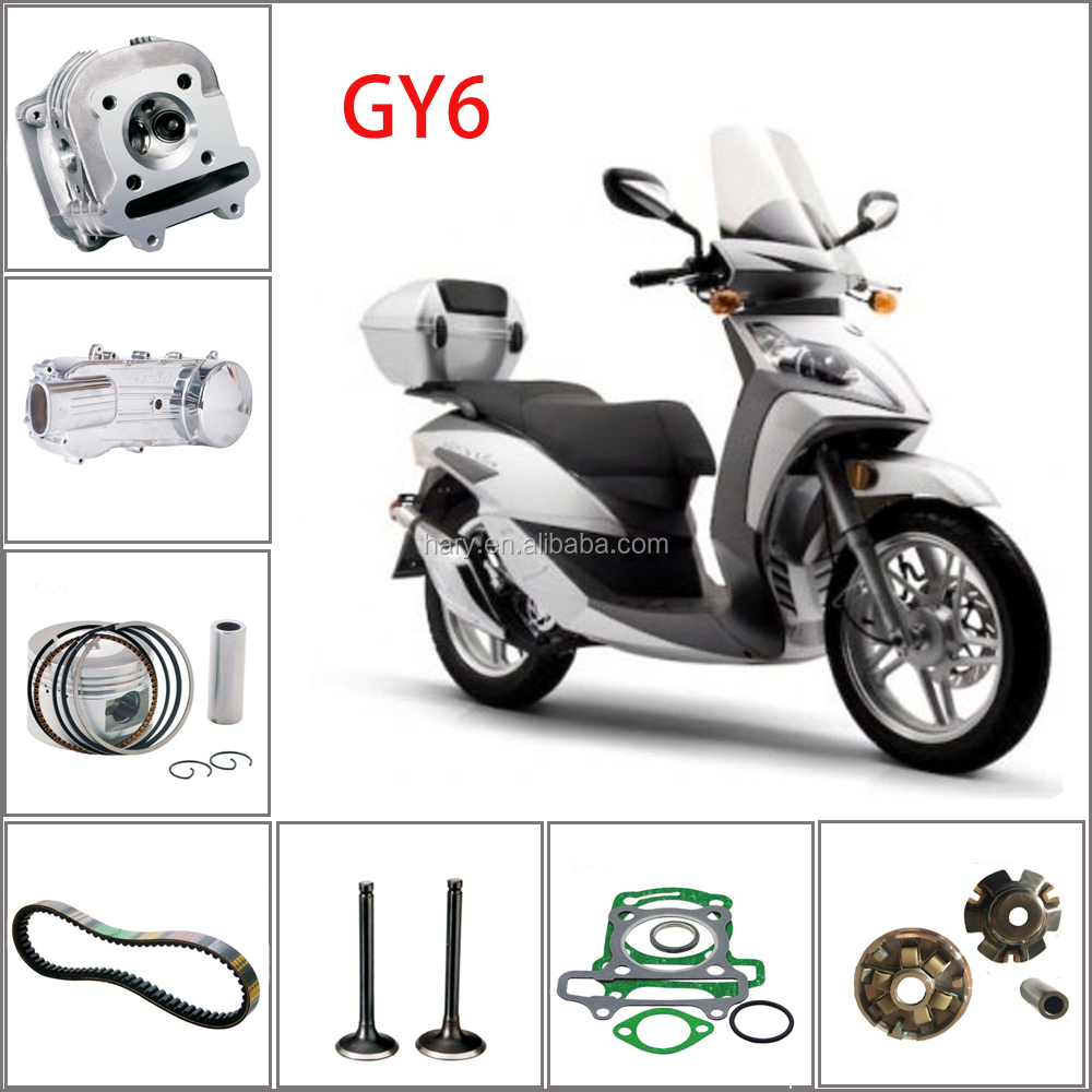 Kymco GY6 50 125 150 Parts