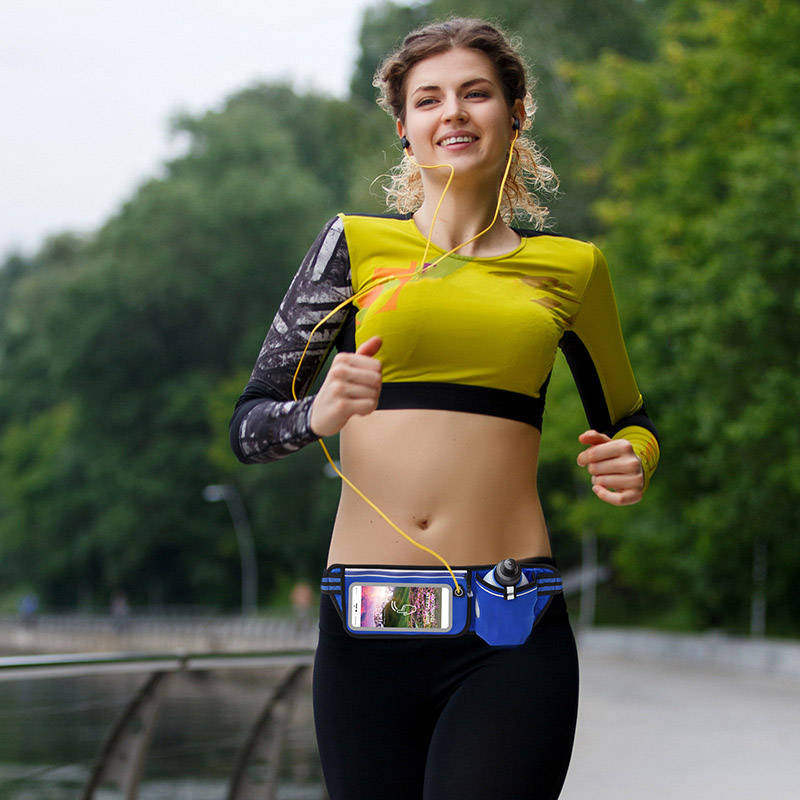 High quality hiking running sport daily walking running belt with customized design OEM/ODM