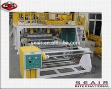 air machine system, Wrapping Film Making Machine, air bubble film production