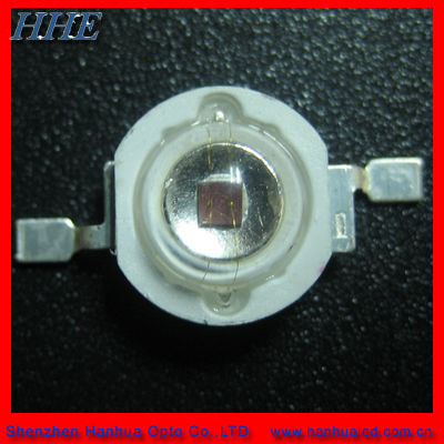 0.3% light decay 730nm 810nm 850nm 940nm 1w 3w 5w 10w ir high power led 3 years warranty