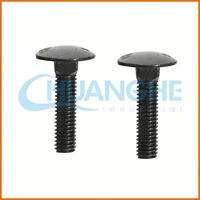 China wholesale flat head carriage bolt with ASTM DIN JIS Standard