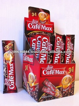 "3IN1 COFFEE MIX ""OCCA CAFEMAX "" -( SUGAR, COFFEE, CREAM)"
