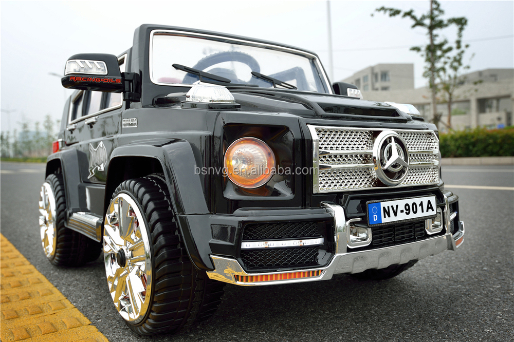 Mercedes G55 Style Electric Ride On Car For Kids