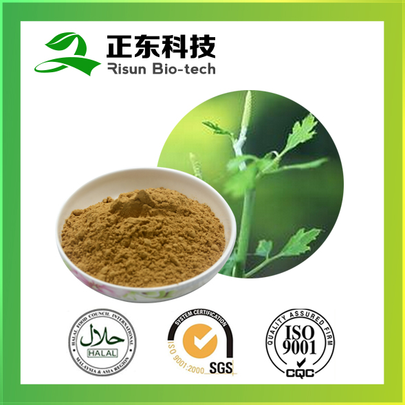 Powder Form and Liquid-Solid Black Cohosh Extract Triterpenoid Saponins 2.5% Powder for Tabletting