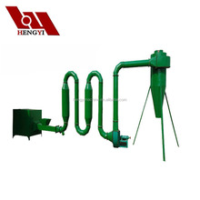Low Energy Consumption Long Service Time wood sawdust dryer/price mini air flow dryer