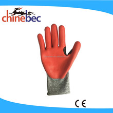 Chemical Resistant 100% TPR Polyester Gloves Products to Import