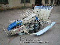 High-Speed rice transplanter with 4 wheels 8 rows riding tractor