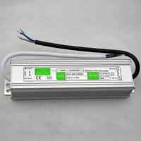 24V50W IP67 CE Rohs certificate 2A waterproof LED power supply