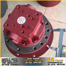PC40 final drive 4T excavator track drive travel drive motor for PC40 machine