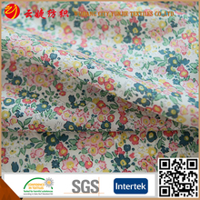 Custom printed cheap flower designs fabric painting