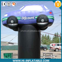 Inflatable Car/Inflatable Car Replica/ Inflatable Car Model for Decoration and Advertising