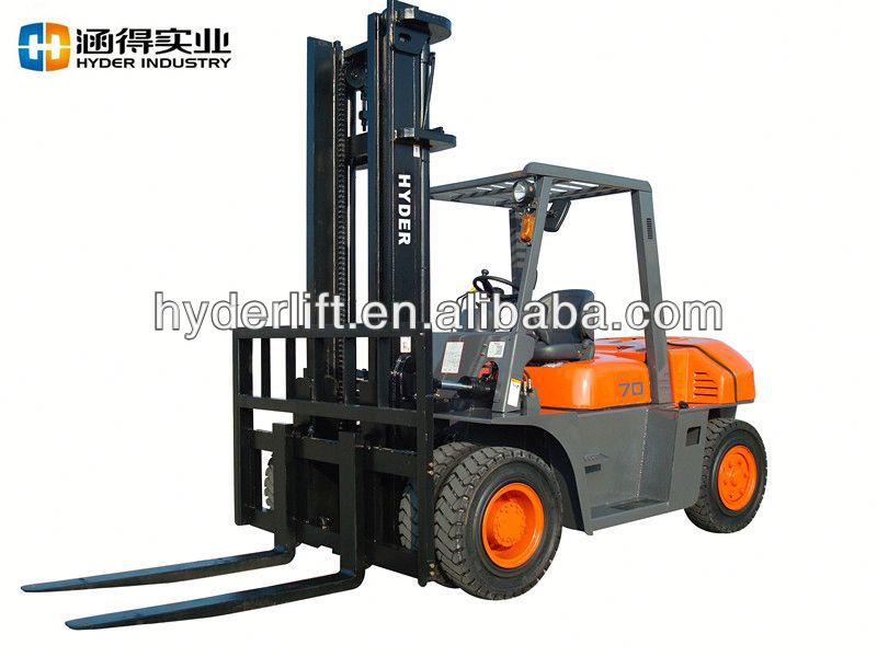New model 7ton 16ton forklift