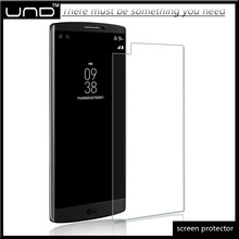 cheap 9h diamond hardness anti radiation tempered glass screen protector guard for LG V10